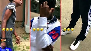 NBA YoungBoy Caught In A Awkward Situation In Baton Rouge, Louisiana YB Reaction Too Funny !