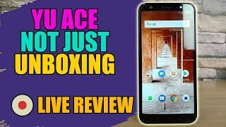 Yu Ace Ka Asli Sach, Live Unboxing And Quick Review