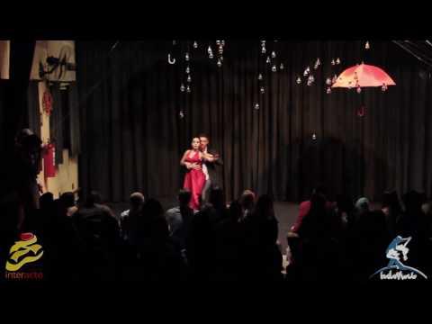 Baila Mundo - Gabriela Romão e Fábio Prodoccini (Troféu Interacto 2017)