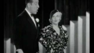 Blossom Seeley & Benny Fields, 1935