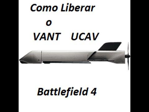 Battlefield 4 tutorial Como Liberar o VANT - UCAV