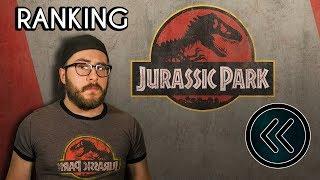 Ranking All 5 JURASSIC Movies Including JURASSIC WORLD: FALLEN KINGDOM