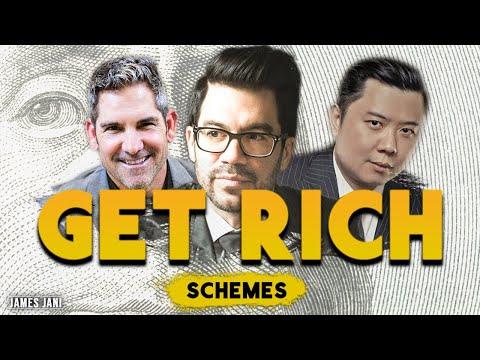 Get Rich Quick Gurus: The Truth.