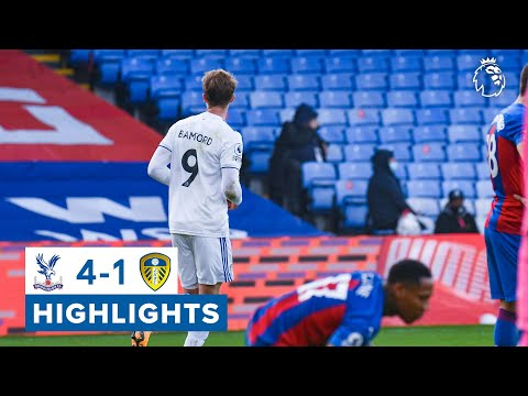 Crystal Palace Leeds Goals And Highlights