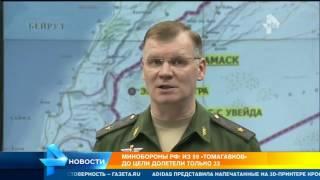 Сбился прицел  ракетный удар США по сирийской авиабазе продемонстрировал низкую эффективность