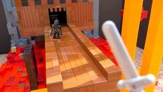 LEGO Minecraft Nether Fortress thumbnail