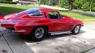 1965 Pro Street Corvette