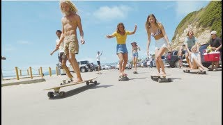 Surf & Skate Summer Fun In Malibu, California - Hamboards