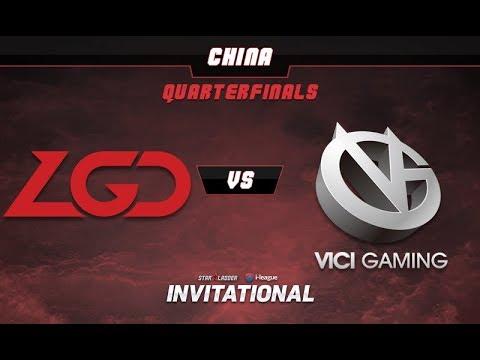 LGD vs VG - SL-i Invitational: CN Qualifier G1