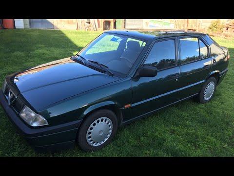Ho Preso Nel 2020 Un Alfa Romeo 33 1.5iE Del 1992 Con Soli 26.000km Originali!!!! è Come NUOVA!!!!