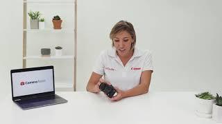 Canon Camera Assist - EOS M100 User Guide