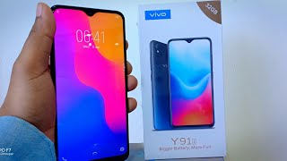Vivo Y91i Unboxing, Vivo Y91i Review,Features, Camera, Price and Many More. । VIVO Y91i