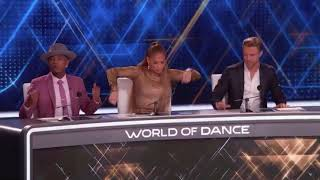 The best of Jennifer Lopez!🔥#worldofdance