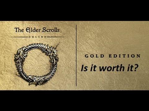Eso Gold Edition Kinguin