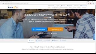 EaseUS Data Recovery Wizard Review - I am Surprised | Greek Tech