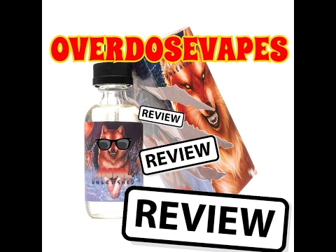 Wolfpack by ANML Unleashed | E-Liquid Vape Review