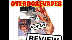 Wolfpack by ANML Unleashed   E-Liquid Vape Review