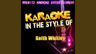 Hard Livin' (Karaoke Version)