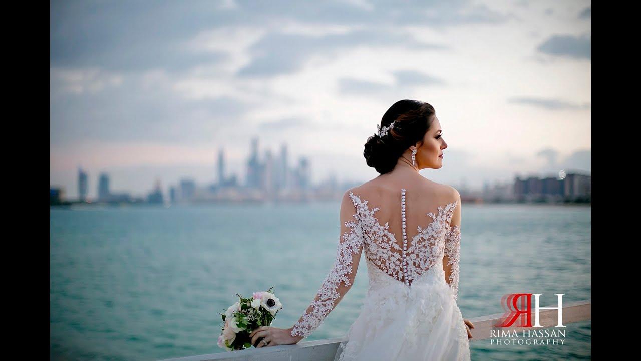 Dubai Wedding Videography Rima Hassan