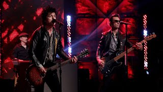 Green Day Rocks with 'Oh Yeah!'