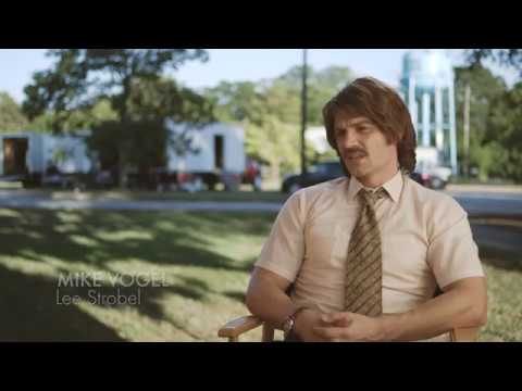 Mike Vogel explains his thoughts on the movie The Case for Christ!