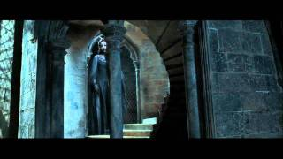 Harry Potter and the Deathly Hallows part 2 - the Grey Lady scene part 1 (HD)