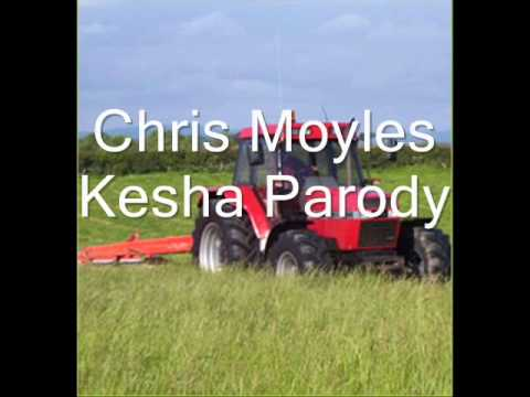 Chris Moyles - Farm Kesha Parody