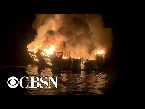 Dreena Gonzalez - 34 People Unaccounted for After Boat Catches Fire in California