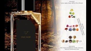 Reseña de perfume Vertus Oud Noir