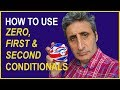 ZERO, FIRST AND SECOND CONDITIONALS a Pig & the Worst Ukulele Player in the World