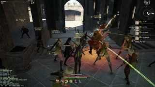 Black Desert Online Alpha PvP GvG Gameplay Closed Beta HD+