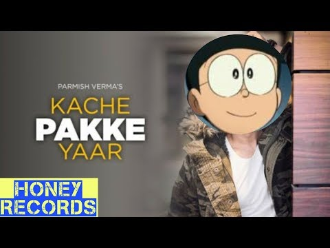 Kache pakke yaar (FULL VIDEO) | Parmish verma | DESI CREW | Latest Punjabi song