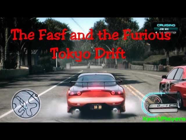 The Fast and the Furious-Scenes_Midnight Club Los Angeles