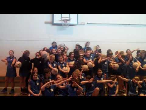 Roedean School Netball Bronze Programme with Pamela Cookey