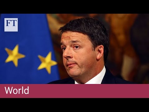 Renzi resigns after referendum loss | World