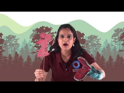 The Selfish Crocodile | Stories For Kids | NutSpace Edtech