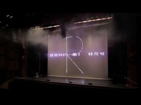 Robert Henke & Robin Fox - Lumière at the Barbican - ARTEFACT 005