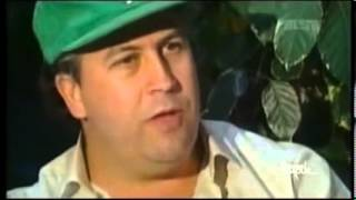 pablo escobar sin bigotes  video inedito (archivo exclusivo)