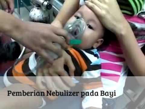 Cara Pemberian Nebulizer Pada Anak | Nebulizer Supplies