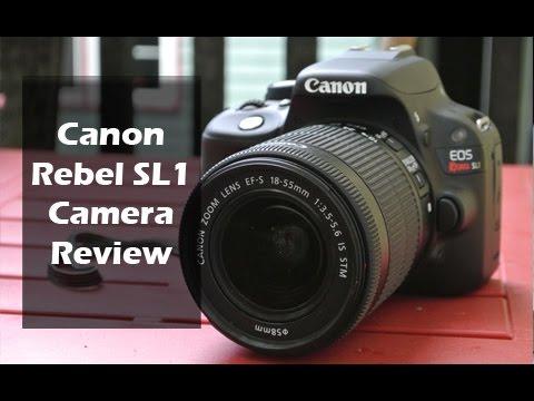 Canon Rebel SL1 100D Review