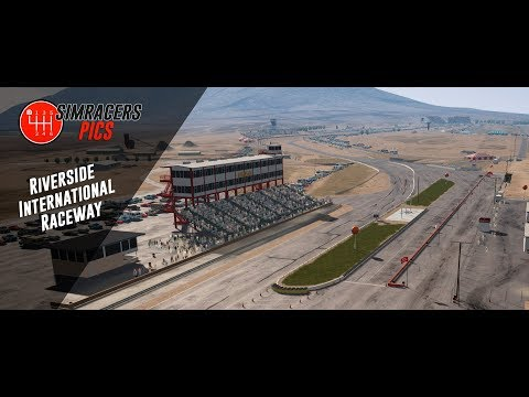 Riverside International Raceway | Assetto Corsa | Download Track