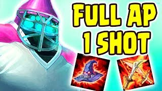 Full AP Jax im Urf Modus Komplett OP | Noway4u - Twitch Highlights (Deutsch/German) LoL