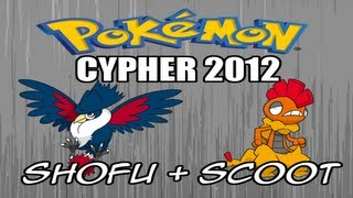 Repeat youtube video Pokemon Rap - Pokemon Cypher 2012 - shofu & Scoot