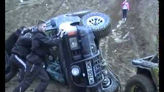 How not to right a rolled Disco.flv