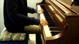 Nicole Scherzinger - Pretty - Piano Solo/Variations Cover