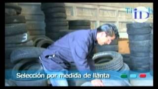 Producen concreto con llantas recicladas