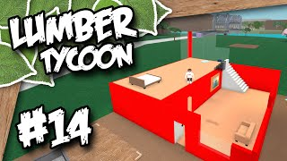 Holz Tycoon 2 #14 - BUILDING BASE UPGRADES (Roblox Lumber Tycoon)