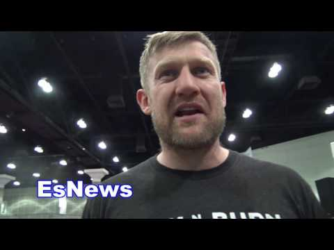 Tony Jeffries Who Conor McGregor Trains At His Gym On His Boxing Skills Es Boxing