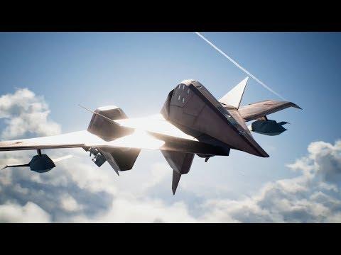 Ace Combat 7: Skies Unknown (ADF-11F Raven vs Sol Squadron) Mission 15 l Battle for Farbanti |_・)