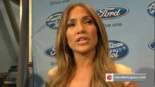 Jennifer Lopez on her Personal Style Icons